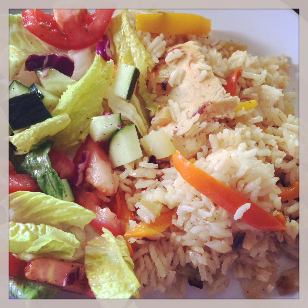Recipes laura savage healthy happy mom for Azafran cuban cuisine